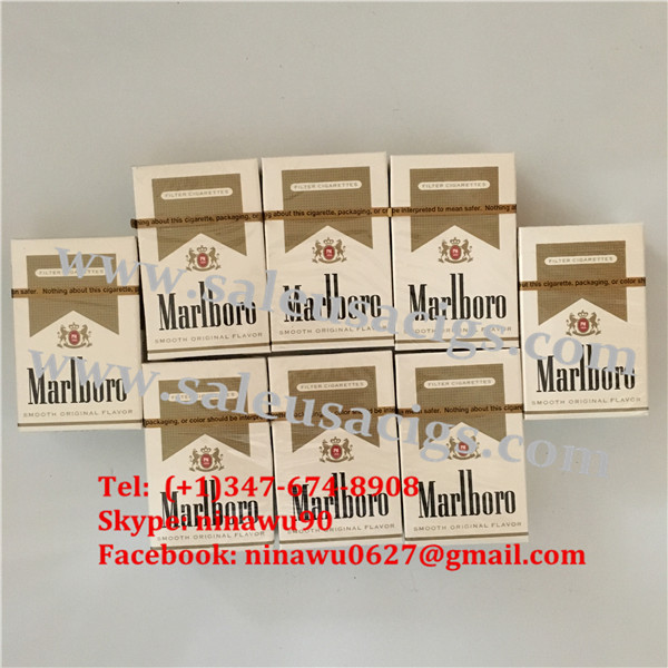 Perfect Marlboro Gold Regular 3 Cartons