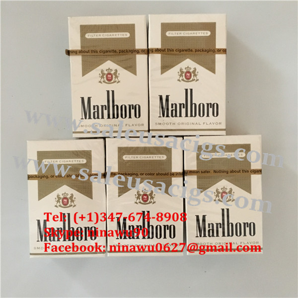 Cheapest Marlboro Gold Regular 30 Cartons