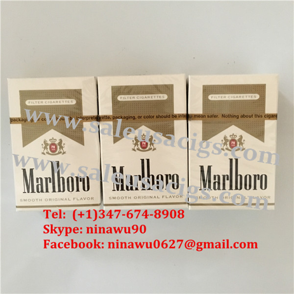 Supply Marlboro Gold Regular 50 Cartons