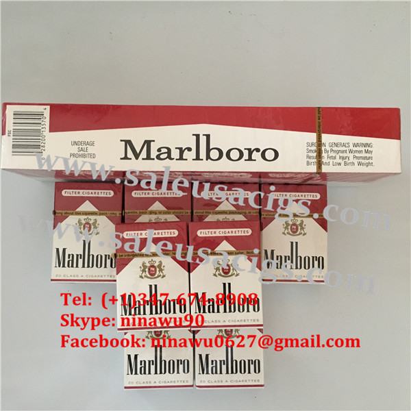 Last Minute Marlboro Red Regular 100 Cartons
