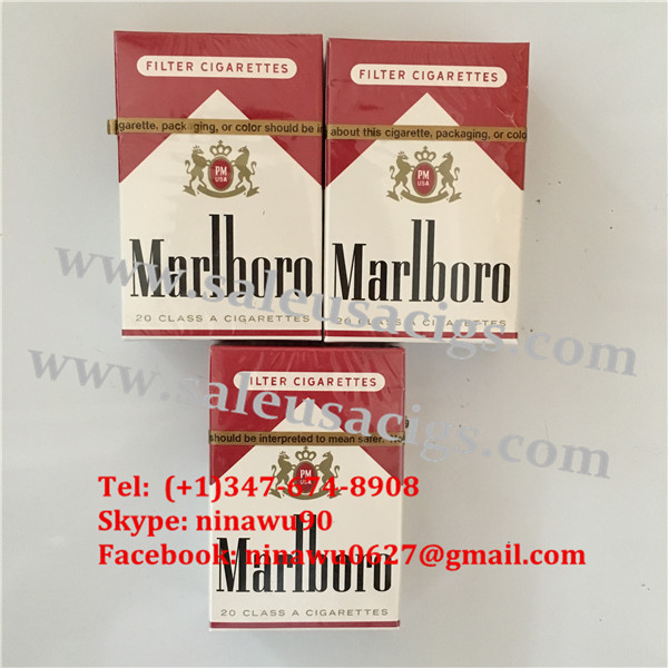 Cheap Authentic Marlboro Red Regular 30 Cartons