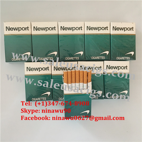 Latest Style Newport Regular 100 Cartons