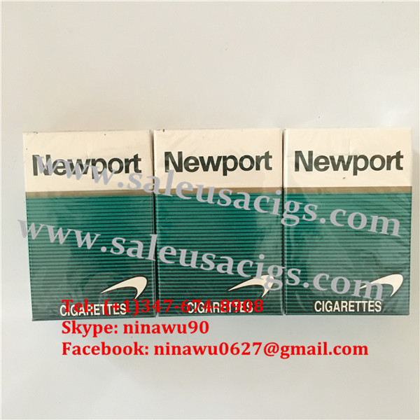 Guarantee Quality Newport Regular 40 Cartons